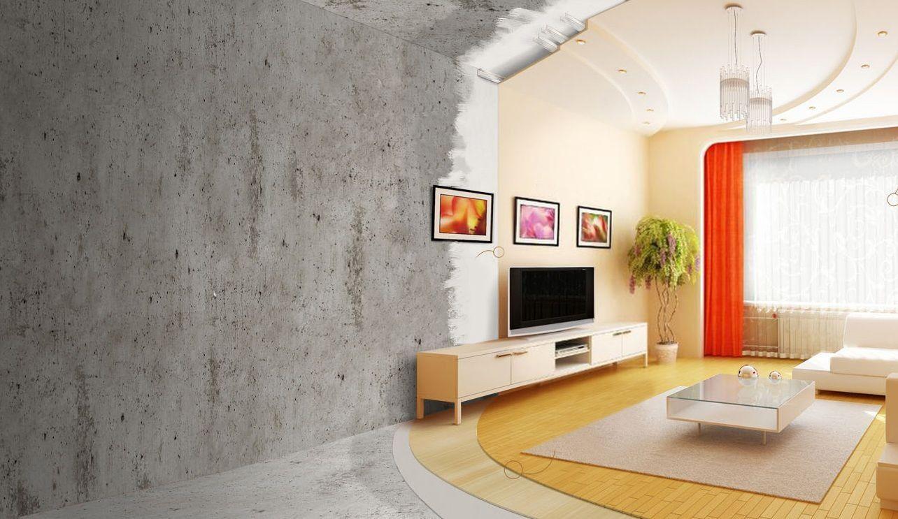 профессиональная покраска квартиры